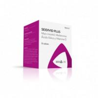 Sedivid Plus Complemento Alimenticio Regulador de la Capacidad Reproductiva de la Mujer 15 Sobres  SEID LAB