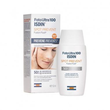 ISDIN Fotoprotector Fotoultra 100 Spot Prevent SPF50+ 50ML