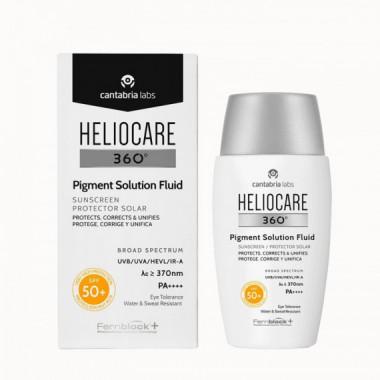 Heliocare 360º Pigment Solution Fluid Spf 50+ 50ML  CANTABRIA LAB