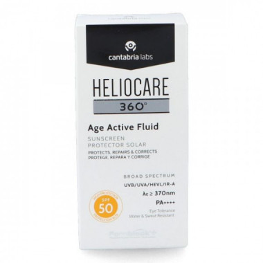 Heliocare 360º Age Active Fluid Spf 50 50ML  CANTABRIA LAB