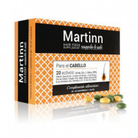 Nuggela & Sulé Martinn Hair Food Suplement 60 Comprimidos  NUGGELA & SULE