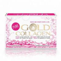 GOLD COLLAGEN Pure 500ML 10 Frascos X 50ML