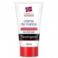 Neutrógena Concentrada Crema de Manos sin Perfume 50ML  NEUTROGENA
