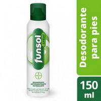 Funsol Spray de Pies 150ML  BAYER
