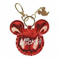 Llavero 3D Mickey Rojo  DISNEY