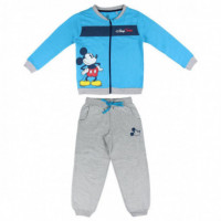 Chandal Cotton Brushed Mickey  DISNEY