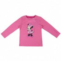 Pijama Largo Interlock Minnie  DISNEY