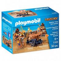 Playmobil Egipcios con Ballesta 5388  PLAYMOBIL, S.A.