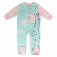 Pijama Dormilon Coral Fleece Frozen Ii  DISNEY
