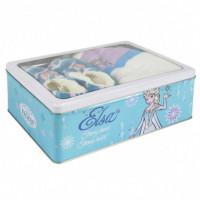 Set Caja Metálica Frozen  DISNEY