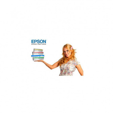 Papel EPSON C13S400035 Glossy Photo A4 20 Hojas