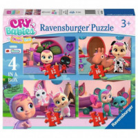 Puzzle Cry Babies  RAVENSBURGER PUZZLES
