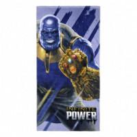 Toalla Algodon Avengers Infinite Power  DISNEY