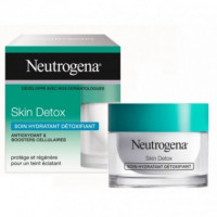 NEUTROGENA Skin Detox Hidratante Piel Normal Mixta 50ML