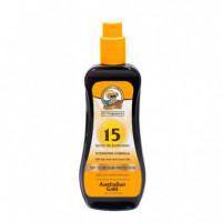 AUSTRALIAN GOLD Spray Carrot Oil Spf +15 237ML
