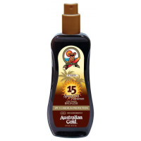 AUSTRALIAN GOLD Spray Gel Bronzer Spf +15 237ML