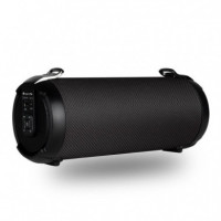 Altavoces NGS Roller Temp BLUETOOTH + USB + Micro Sd 20W Portable Black