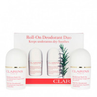 Roll-on Deodorant Duo  CLARINS