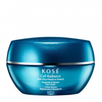 Cell Radiance With Rice Powertm Extract  Replenish & Renew  Day Cream  KOSÉ