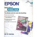 PAPEL EPSON DIN A-4 GLOSSY FILM