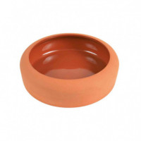 Trx Comedero Ceramica Borde Redondeado  TRIXIE