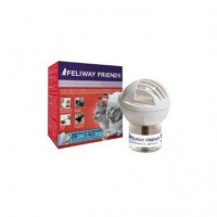 Feliway Friends Difusor+recambio 48 Ml  CEVA
