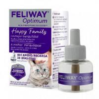 Feliway Optimum Recambio 48 Ml  CEVA
