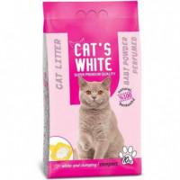 CATS WHITE Arena Aglomerant Talco 10 Kg