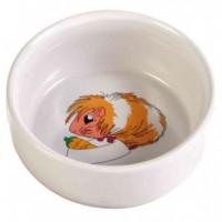 Trx Comedero Ceramica 290 Ml 11 Cm Decor  TRIXIE