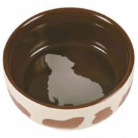 Trx Comedero Ceramica Motivos Cobayas  TRIXIE