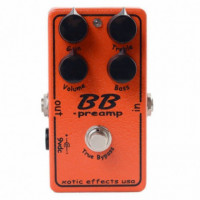 Pedal Xotic Bass Bb Preamp  FILLING DISTRIBUTION
