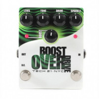 Tech 21 Boost Overdrive  FILLING DISTRIBUTION