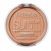 Catr. Sun Lover Glow  Polvos Bronceadores Mates 035  CATRICE