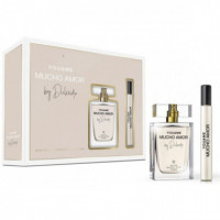 DULCEIDA - Set You And Me Mucho Amor Edt 80ML - Edt Roll On 15 Ml