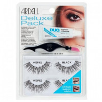 Ard Ret Deluxe Pack Wispies Black - ARDELL