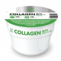 Collagen Modeling Mask Cup Pack 28G  LINDSAY