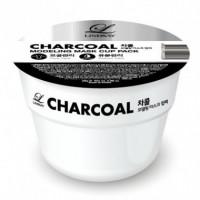 Charcoal Modeling Mask Cup Pack 28G  LINDSAY