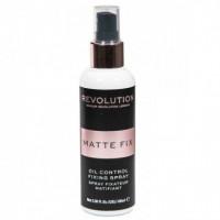 MAKEUP REVOLUTION Oil Control Makeup Fixing Spray 100ML