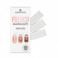 Ess. French Manicure Guías para Uñas 01  ESSENCE