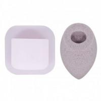 Miracle Cleansing Finger Mitt - Skincare: Esponja para Limpieza Facial con Estuche Rea  REAL TECHNIQUES