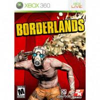 Borderlands XBOX360  TAKE TWO