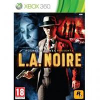 L.a. Noire XBOX360  TAKE TWO