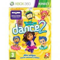 Nickelodeon Dance 2 Kinect XBOX360  TAKE TWO