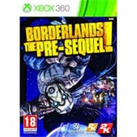 Borderlands Pre-sequel XBOX360  TAKE TWO