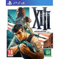 Xiii Limited Edition PS4  MERIDIEM