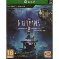 Little Nightmares Ii Day One Edition Xboxone  BANDAI NAMCO