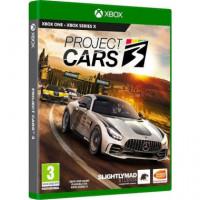 Project Cars 3 Xboxone  BANDAI NAMCO