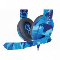 Headset Asgard Njord 2011 Multiplataforma  BLADE