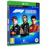 F1 2021 Xboxone / Xboxseriesx  ELECTRONICARTS