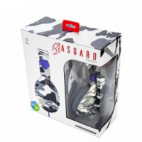Headset Asgard Skadift 2012 Multiplataforma  BLADE